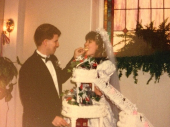 Our frugal wedding ($4000  wedding for 300+ people in 1994)